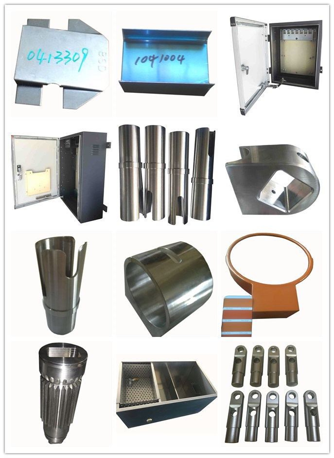 Customized Electric Spare Part, Sheet Metal Fabrication, Stamping Part