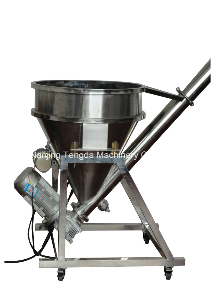 PVC Concial Automatic Screw Feeder