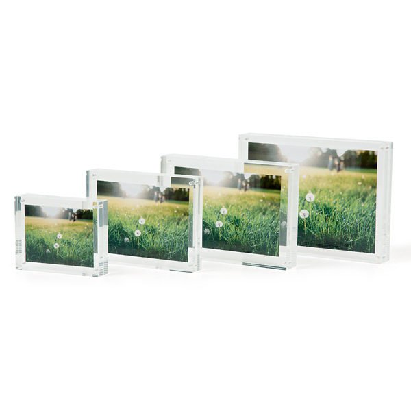 High Quality Photo Picture Frame, Magnetic Acrylic Photo Frame