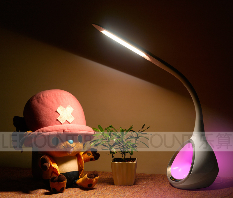 LED Desk Lamp with Magic Color RGB (LTB788)