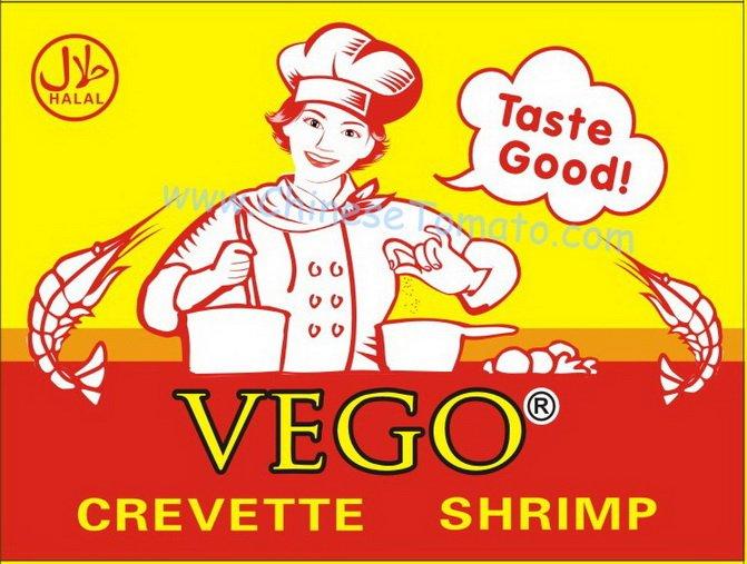 Chicken Flavor Cube and Powder, Shrimp Flavor, Beef Flavor