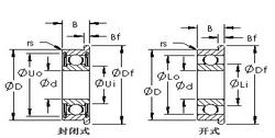 High Speed Bearing Deep Groove Ball Bearing 6313 for Bushing Bearing