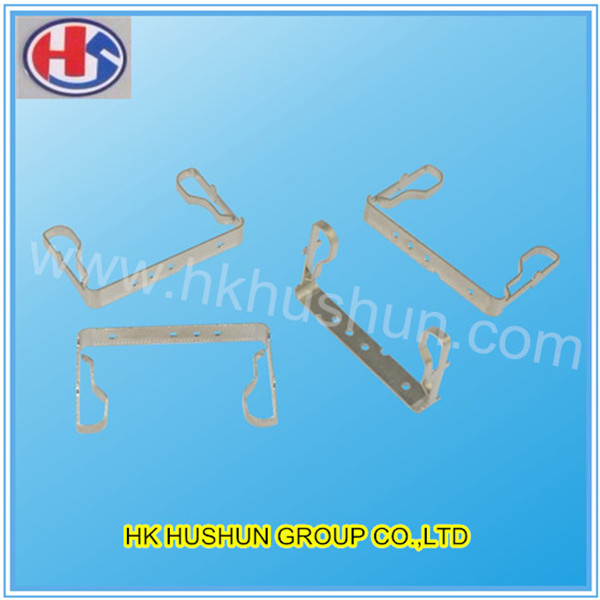 Brass Electric Metal Parts with Nickel Plating or Tin Plating (HS-MP-022)
