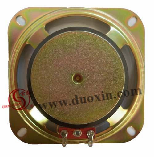 RoHS 102mm 8ohm 10W Waterproof Mylar Mini Speaker Dxyd102W-60f-8A-F