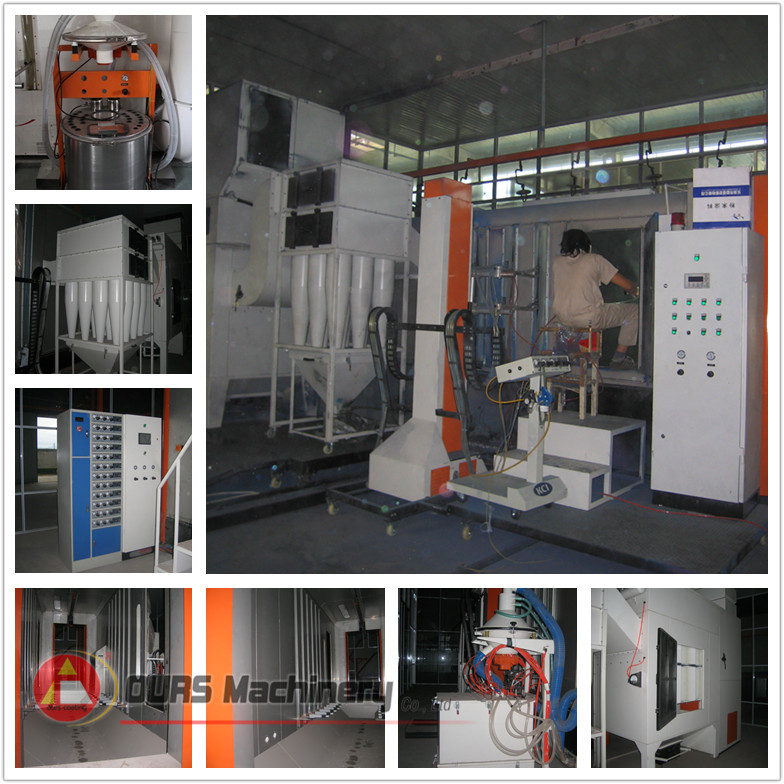 Hot Sell Electrostatic Powder Coating System