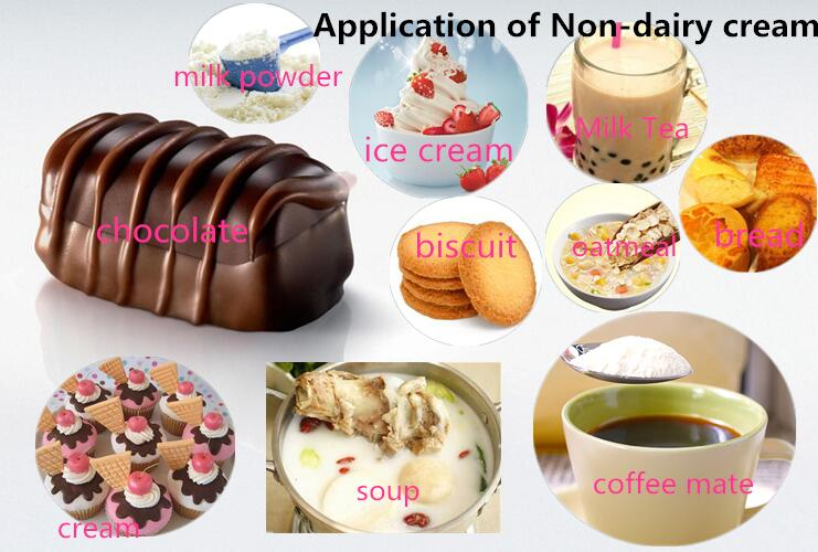 Food Additives Non Dairy Creamer