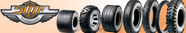 Lawnmower Motorcycle High Speed China ATV Premium Rubber Compound Tyre
