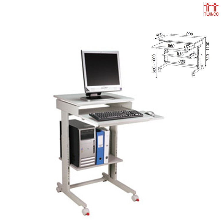 China Manufacturer Simple Office Desk for Wholesale Computer Table Workstation