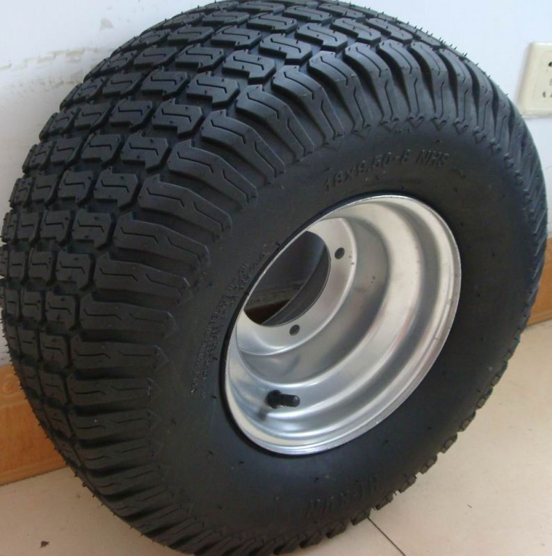Tubeless Turf Wheel 16X7.50-8 &16X6.50-8 with Suoer Quality