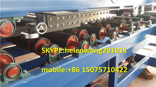 EPS and Rock Wool Sandwich Panel Roll Forming Machine