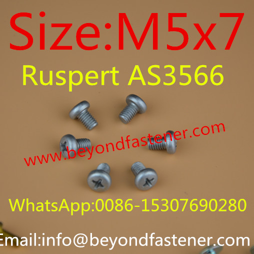 Special Screw 3.5*35 Step Bolts