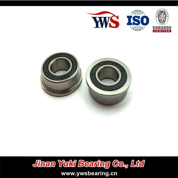 Stainless Steel Flange Deep Groove Ball Bearing
