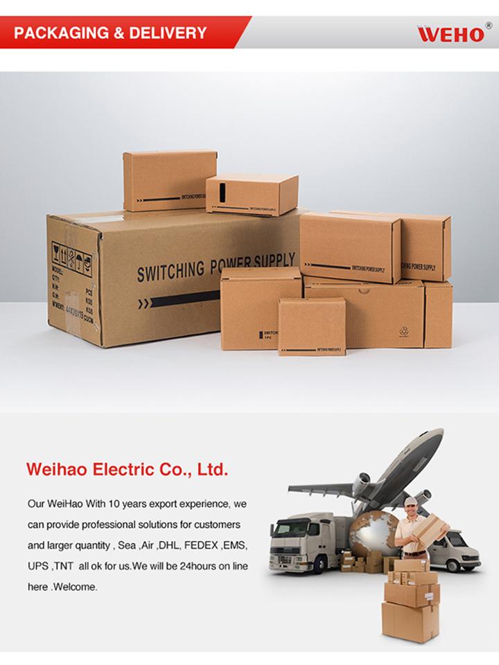 50W 12V/24V LED AC/DC Switching Mode Power Supply