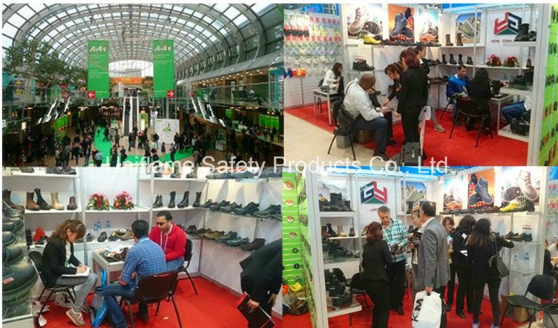 Brand Name Men Safety Shoes S3 En20345