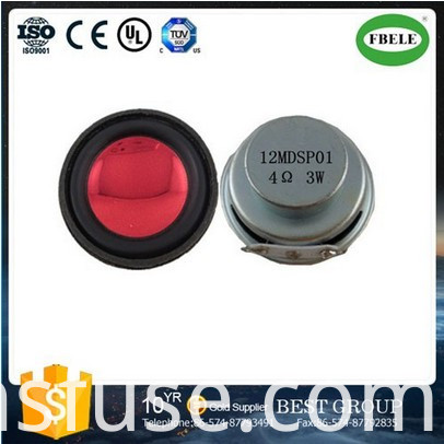Fbs4021 40mm 4ohm 3W Multimedia Mini Speaker Diameter (FBELE)