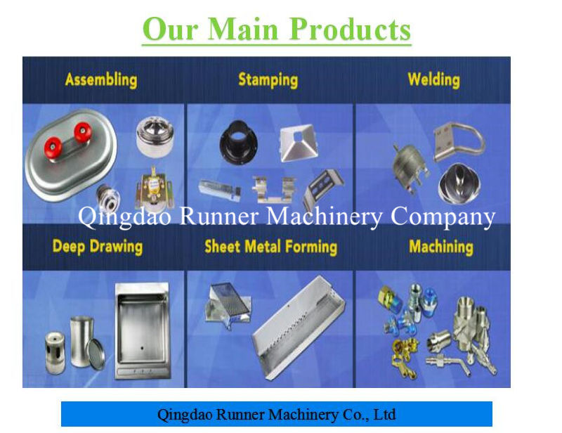 Forged Factory Custom Made Metal/Steel/Aluminum Precision Forging Part