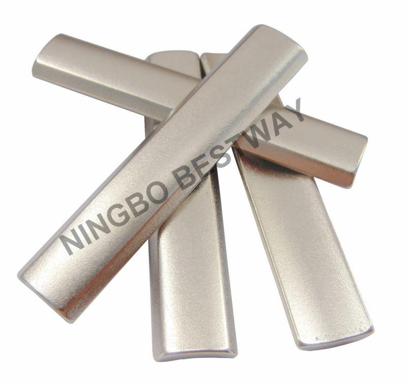 Wind Turbine Arc Shape Magnet with CE/RoHS Certification