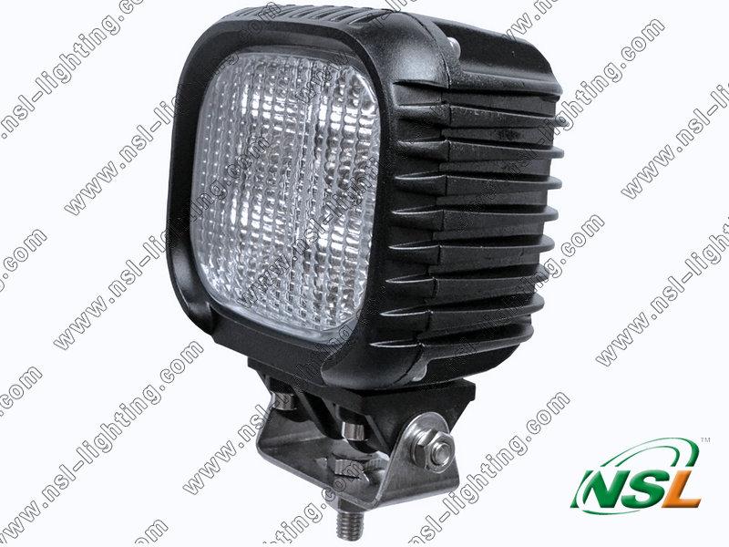 40W Spot/Flood Beam LED Work Light 10-30V DC LED Driving Light for Truck LED Offroad Light