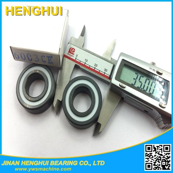 Si3n4 Ceramic Deep Groove Ball Bearing