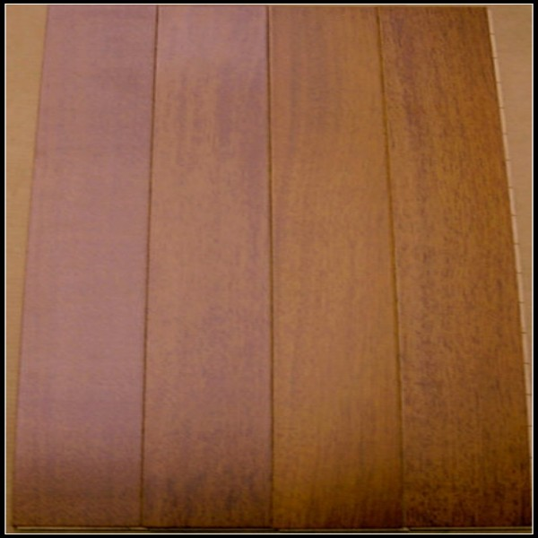 Selected Solid Merbau Hardwood Flooring