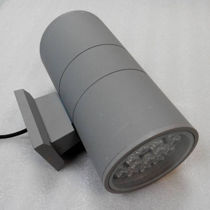 18*1W Two Sides LED up Down Light for Outdoor Building Lighting