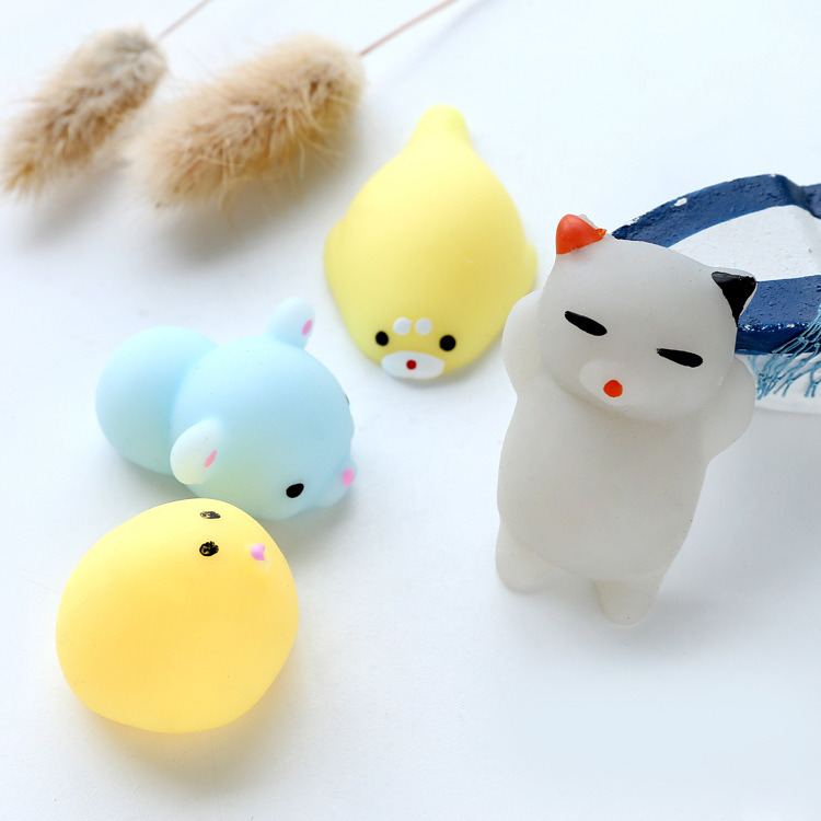 Silicone Animal Toy for Full Stress Working People