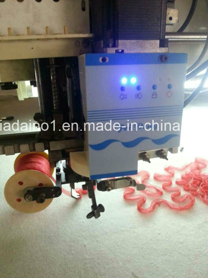 New Coiling Embroidery Machine