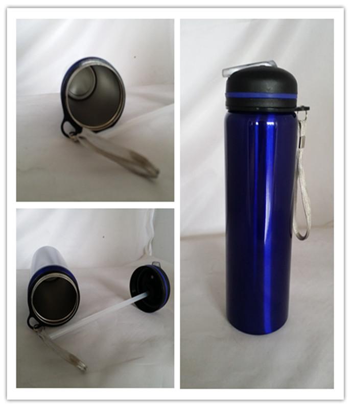750ml Drinking Bottle, Stainless Steel Water Bottle (SH-ST06)