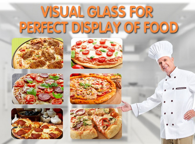 Rotary Pizza Counter Display/Pizza Display Case/Pizza Heater Machine