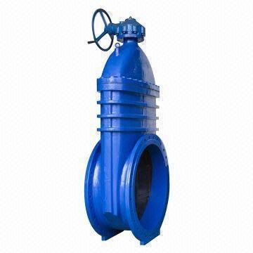 Dn1000 Resilient Flanged Gate Valve