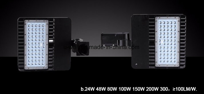 Dlc IP65 300W LED Shoe Box Light - China LED Shoe Box Light, LED Shoebox Lamp