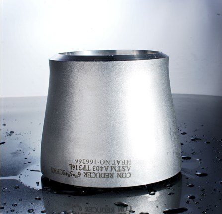 ASME Stainless Steel Concentric Reducer Pipe Fittings