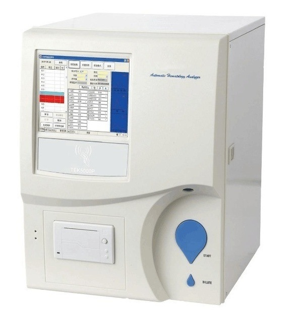 Ha5000 Portable Hematology Analyzer with High Quality, Hematology Analyzer