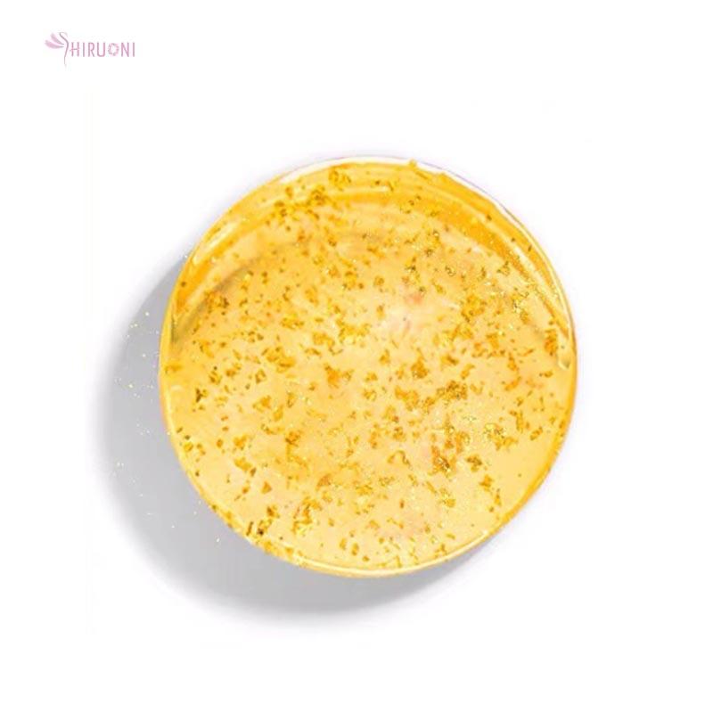 gold foil soap