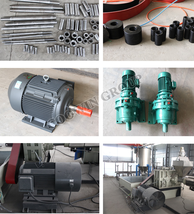 WPC PP PE Decking Plastic Profile Extrusion Line for Outdoor Flooring/ Wall Cladding