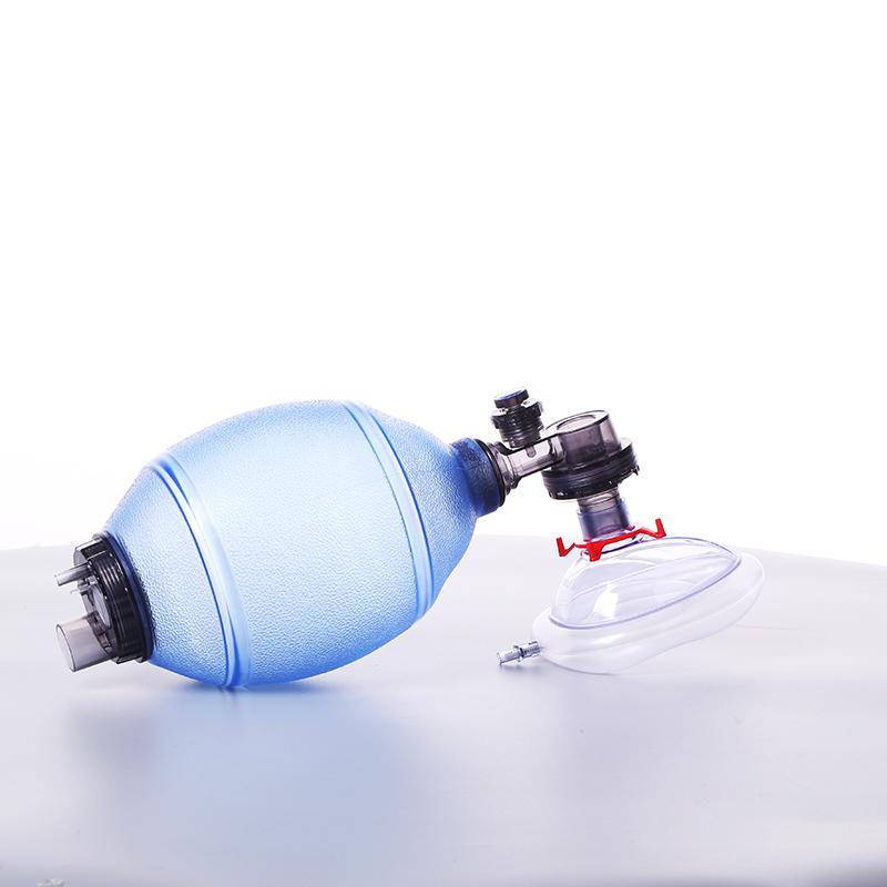 Animal Oxygen Mask Emergency Resuscitator