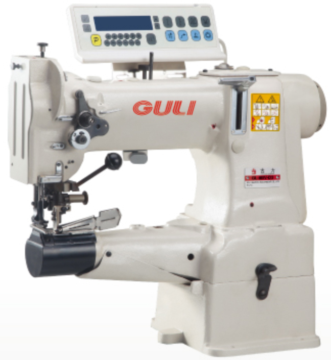 Cylinder Bed Compound Feed Heavy Duty Sewing Machine
