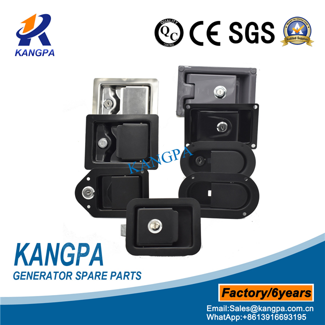 Truck Parts of Diesel Generator Container Paddle Latch Lock
