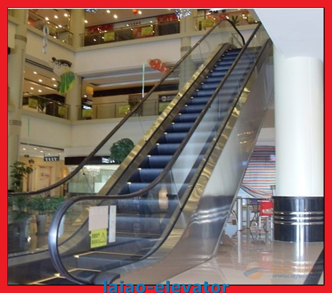 800mm 30degree Escalator Lift with up &Down Traveling