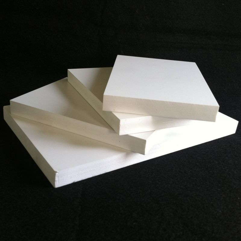 PVC Rigid Celuka Foam Sheet for Furniture Bathroom Cabinet Many Advantages Widely Used