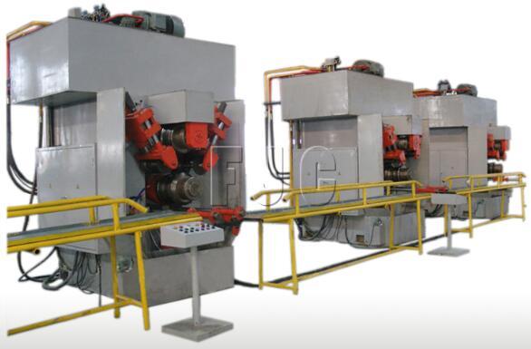 Hydraulic Agricultural Car Wheels Machine