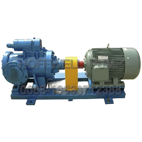 CE Approved 3G70 Fuel Oil Triple Screw Pump