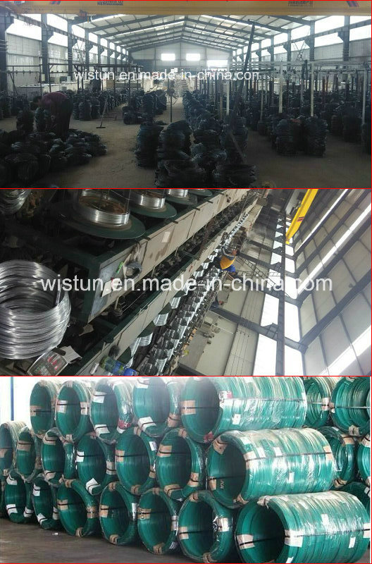 Cheapest Round Oval Flat / Galvanized Iron Wire / PVC Coated Iron Wire / Stainless Steel Wire Made in China Factory