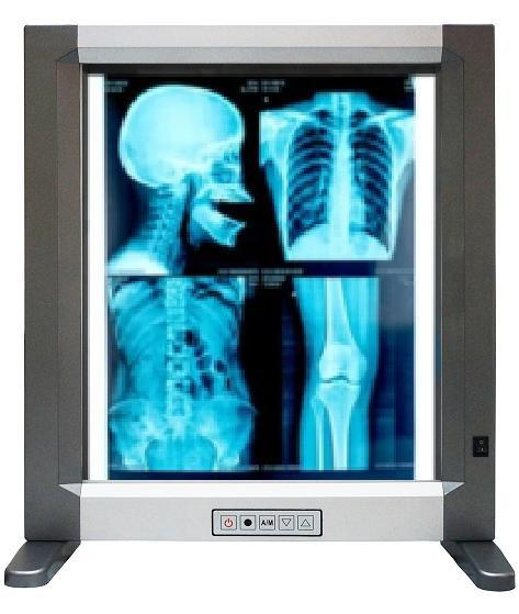 LED Super Slim X-ray Film Viewer Single Bank