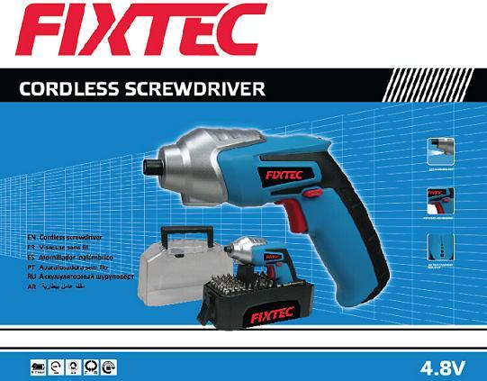 4.8V Electric Cordless Screwdriver