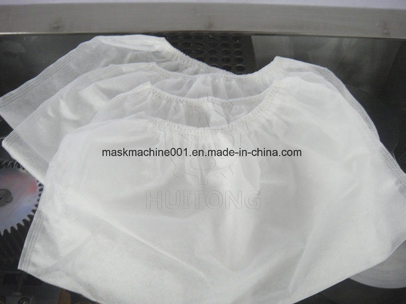Ultrasonic Non-Woven Shoe Cover Machine
