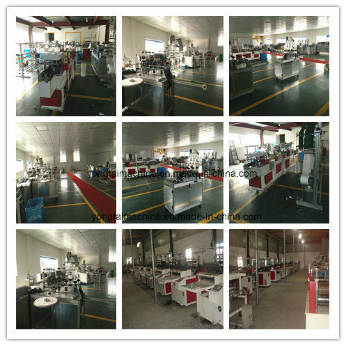 Automatic Plastic Shoe Cover Making Equipment (Model-PE)