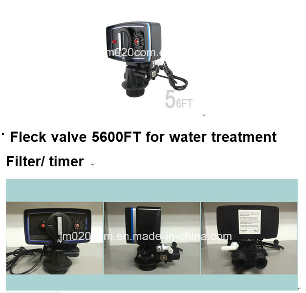 Mechanical Timer Control Fleck Filter Valve 5600 for Water Filter