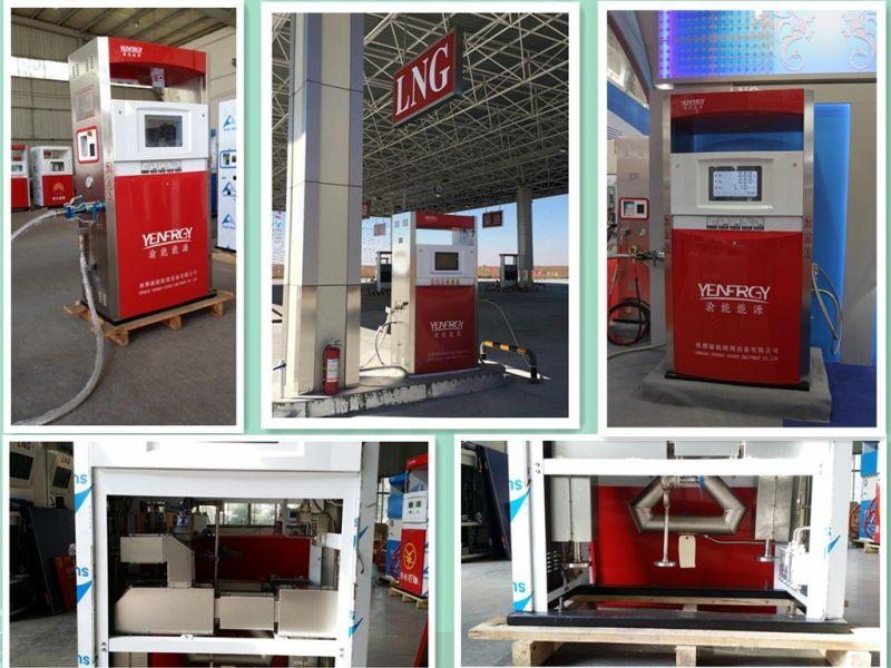 Liquid Natural Gas Filling Equipment for Fuel Station
