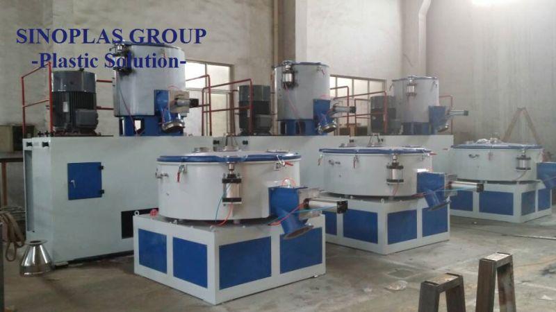 SRL-800/2500 PVC Mixer/ Mixing Unit/ Mixing Machine/ High Speed Mixer/ PVC Powder Mixer